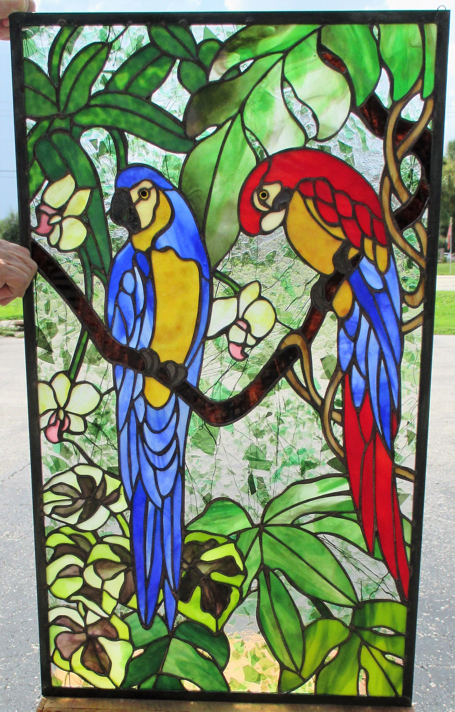 Stained Glass Designs : Kelleher s stained glass studio patterns
